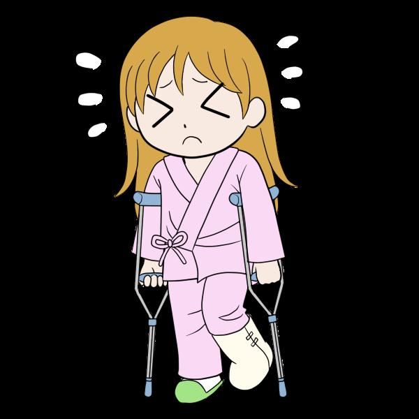 入院患者(女性)