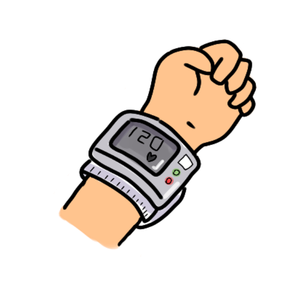 ハンド血圧計