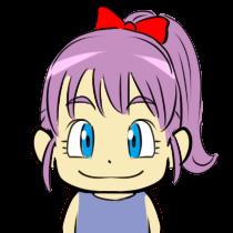 アイコン女の子8