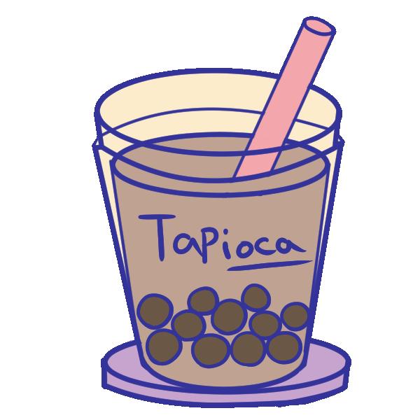 タピオカジュース