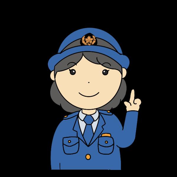 警察官 女