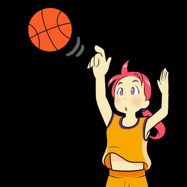 バスケ女子