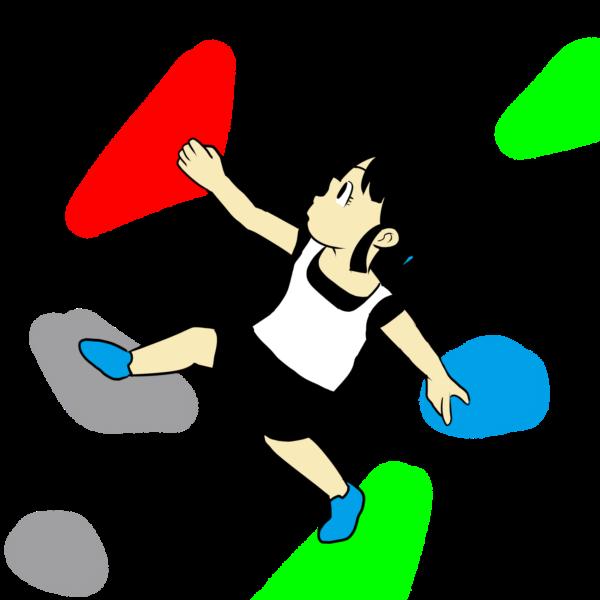 スポーツクライミング