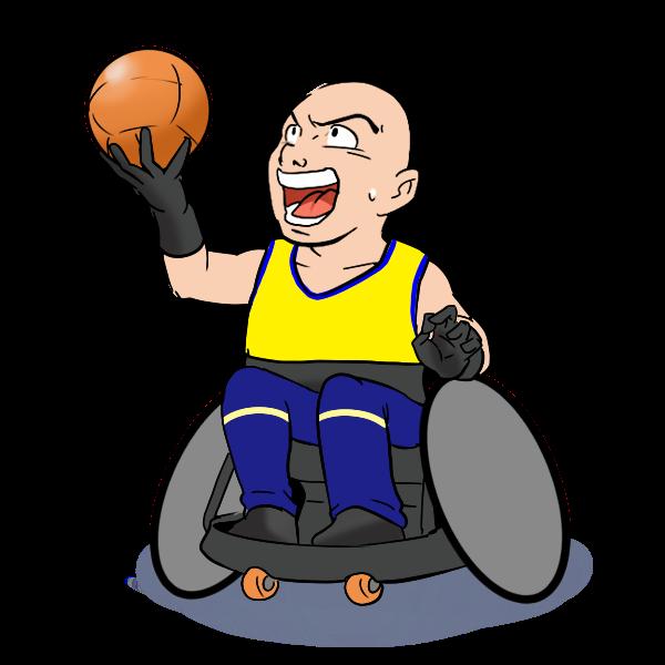 パラリンピック(バスケットボール)
