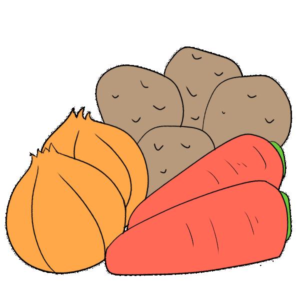 カレー野菜セット