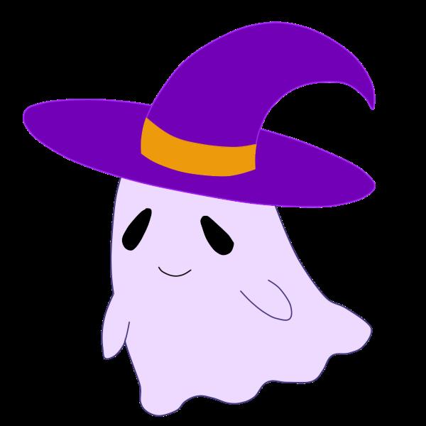 ハロウィン幽霊